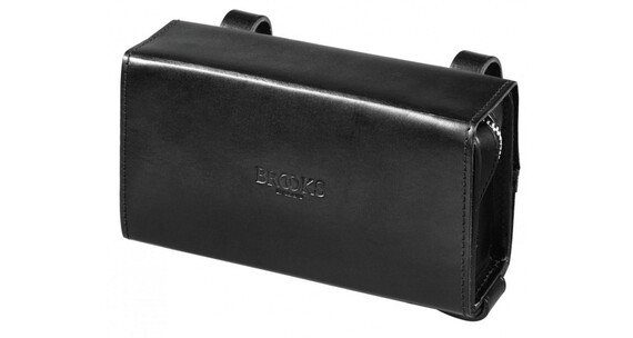 Brooks D-Shaped Saddle Bag black